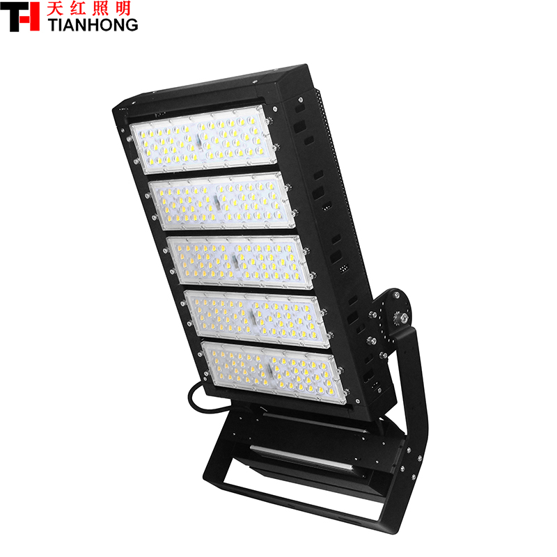 500 W LED stade éclairage LED d'inondation lumière AC85-305V LED haute-pôle lampe 500 W avec 71000lm LED Haute mât Lampe