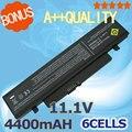 6 células de bateria para samsung aa-pb1vc6b aa-pl1vc6b/e n220 n230 n210 nb30 x420 x520