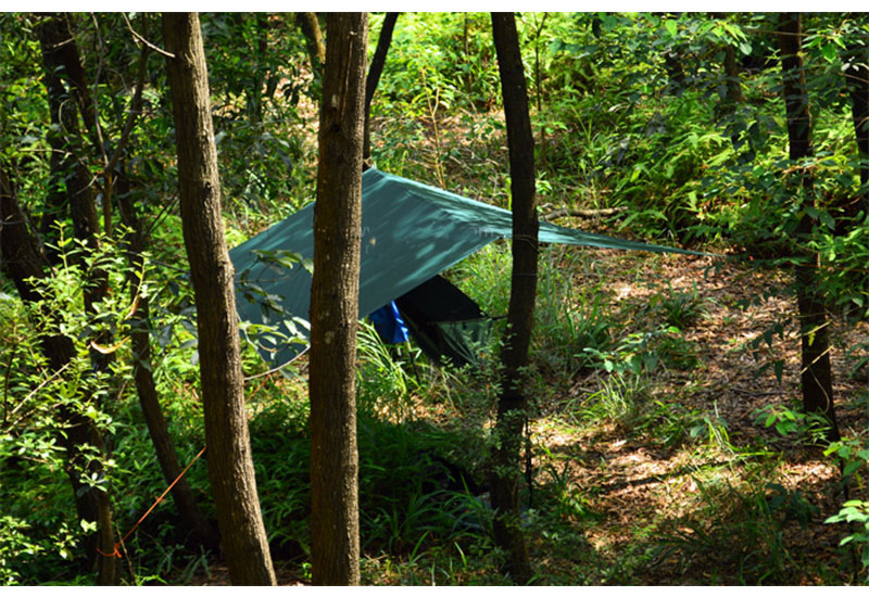 3F ul Gear 510g 3 3 meters 15d nylon silicone coating high quality outdoor caming tent