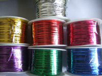 1pcs 100Yards Metallic Twist Ties Wire Many Colors To Choose