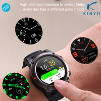 Outdoor GPS Positioning Sports Smartwatch IP67 waterproof compass watch Call Message Reminder Heart Rate ALLCALL M26 Smart Watch