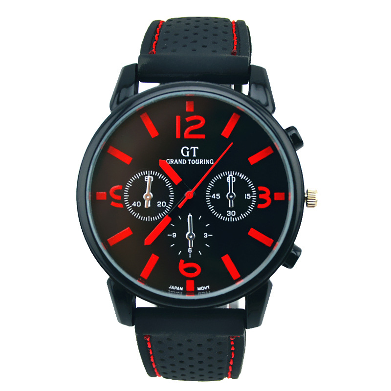 2019 Naujas prabangus prekės ženklas vyrams sportinis lenktyninis - Vyriški laikrodžiai