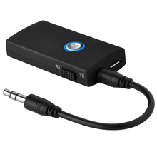 Bluetooth Transmitter Receiver 2in1 Dongle for computer Tablet PC notebook TV phone Speaker 3.5mm stereo plug
