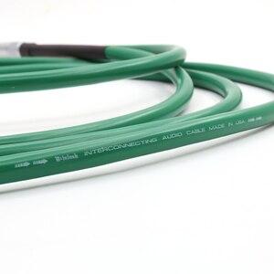 Image 4 - Paire haute qualité 2328 pur cuivre + argent plaqué HiFi Audio câble RCA câble dinterconnexion