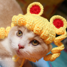 [MPK Store] Sailor Moon Cat Hat, Adorable Cat Headwear, 2 Sizes Available