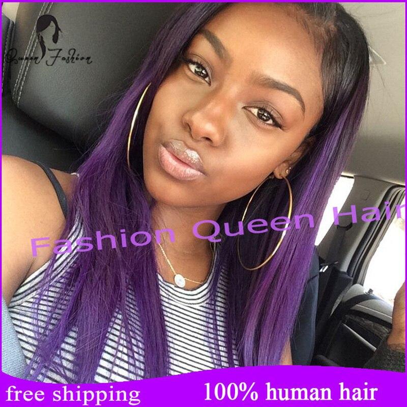 Purple Hair On Black Women Www Pixshark Com Images