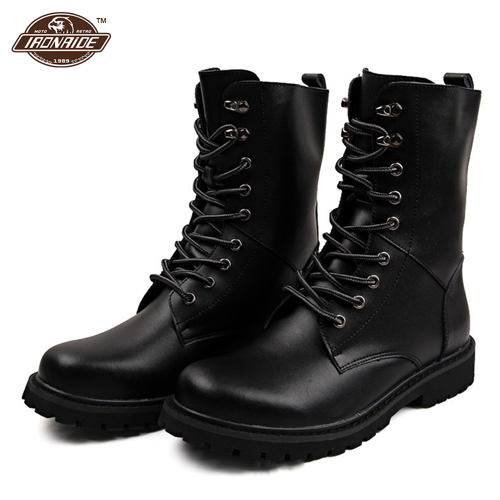 Motorcycle Riding Boots PU Leather Motorcycle Boots Motobike Racing Boots Non Slip Off Road Moto Racing Shoes Motocross Boots arcx motorcycle boots off road racing shoes men leather moto boots motocross boots street moto touring riding motorcycle shoes