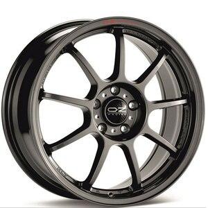 OZ гоночные диски легированные колеса изогнутые наклейки для abarth Seat alfa romeo