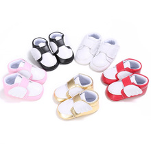 Fashion Baby Boys Girls Shoes Cute Angel Wings Infant Kids Bebe Sneakers Spring Autumn Soft Soled Sapatos Sneakers Loafers