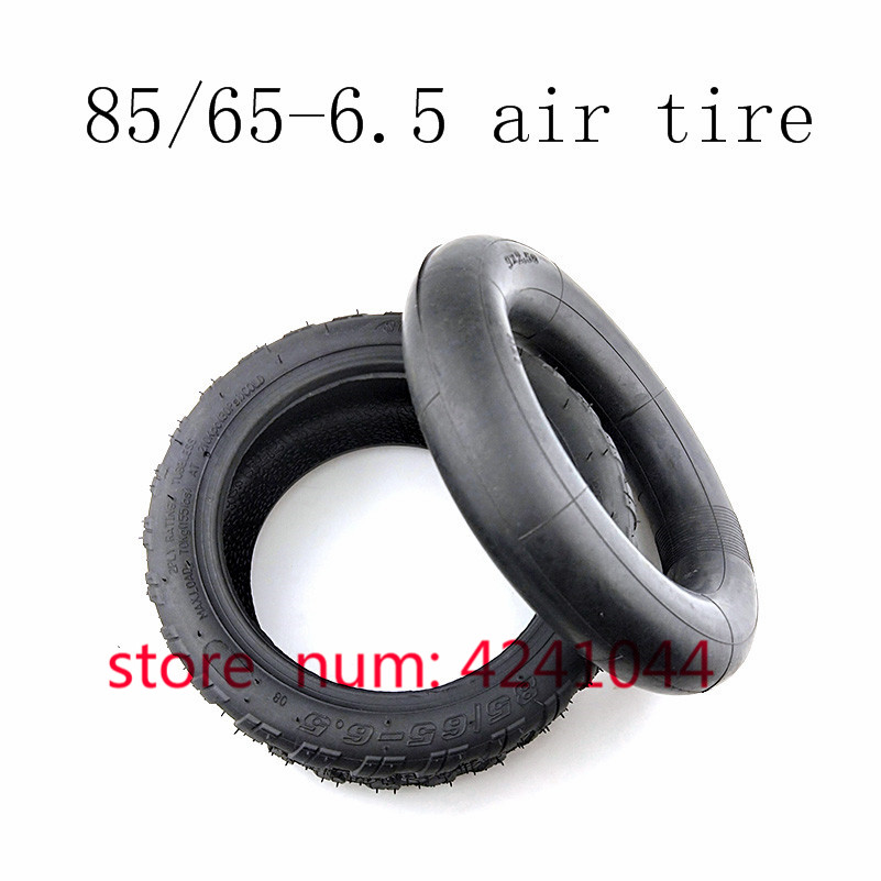 Image 5 - 85/65 6.5 Off Road tire and inner tube for Xiaomi ninebot9 Mini Pro Electric Balance Scooter 10 inch Electric scooter tyre-in Tyres from Automobiles & Motorcycles