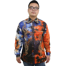 MD african dashiki clothes men traditional shirt male bazin riche embroidery shirts mens tops print