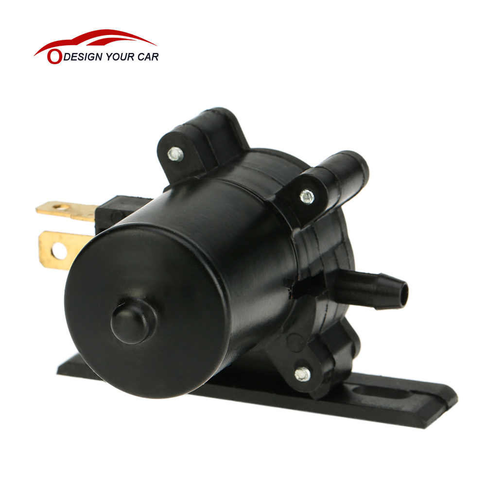 SI-A0050 12V Universal Windscreen Washer Pump Windshield Water Pumps for Car Van Bus Truck
