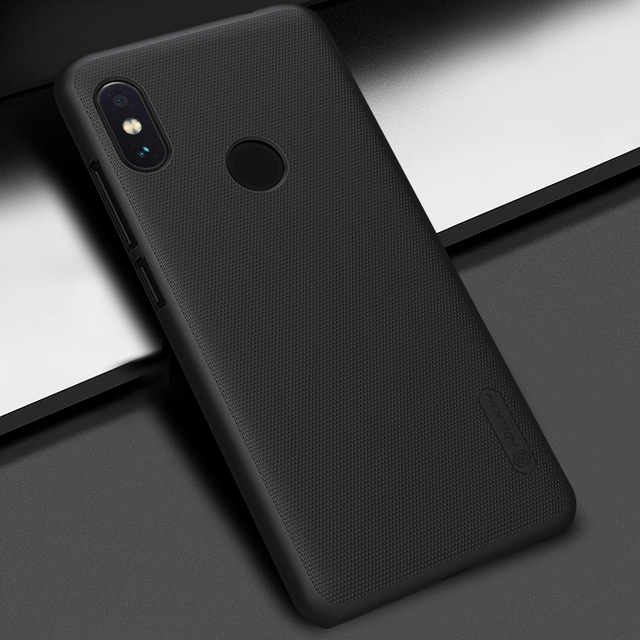 NILLKIN Redmi Note 6 Pro Frosted PC Matte Hard Back Case Cover