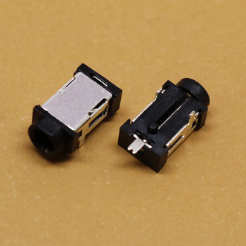 ChengHaoRan 1 Piece 0.7mm DC socket jack for Tablet PC Charger Power Plug 2.5mm X 0.65mm,DC-063 image