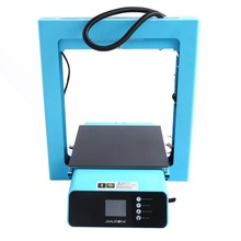 Blue Color 3D Printer High Precision 2 8 HD Touch Screen Off line Printing Machine Filament