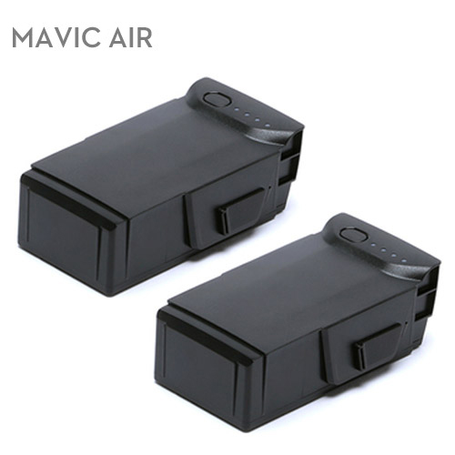 2 шт Оригинальный DJI Мавик Air Батарея Интеллектуальный полета батареи Max 21 min время полета 2375 mAh 11,55 V для Dji mavic Air Drone