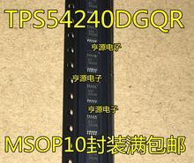 10PCS/LOT TPS54240DGQR TPS54240 10pcs lot rs2006efv