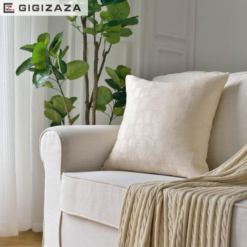 Чврста бела јацкуард тканина - Кућни текстил