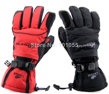 Original Nepartak ski gloves Winter Warm Sports Windproof Waterproof 30 Ski Snow Motorcycle font b Snowboard