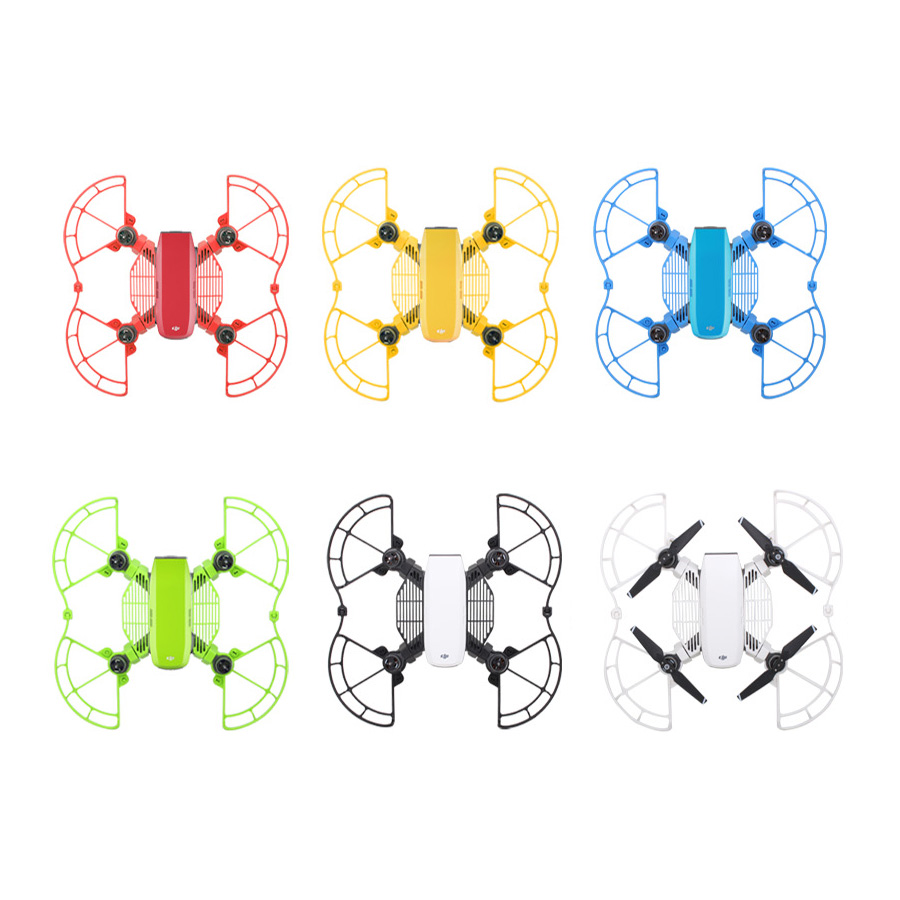 3in1 Protection Combo Set Including Propeller Guards & Landing Gear - Camera and Photo