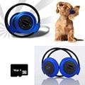 Ycdc na venda!!! Mini-503 Sports Neckband Elástico Dobrado Fones De Ouvido Sem Fio fone de Ouvido Bluetooth Fone De Ouvido Fone De Ouvido Preto