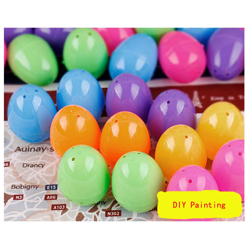 100pcslot environmental protection easter eggs diy decoration open 100pcslot environmental protection easter eggs diy decoration open eggs for promotional gifts in gags practical jokes from toys hobbies on negle Image collections