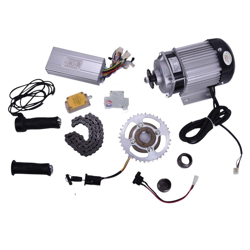 Electric Motor Kit For Trike