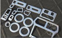 ABS хром Автомобильный интерьер автомобильные аксессуары Стайлинг наклейка для Ford EXPLORER 2015