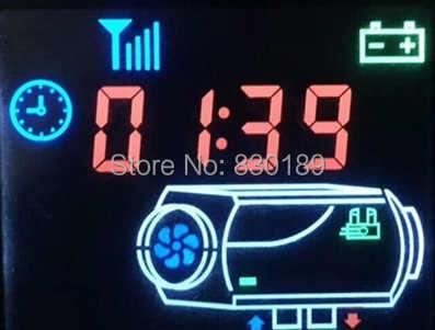 Remote Control + 5KW 12 V Webasto Parkir Udara Pemanas untuk Perahu Kapal Mobil Van RV Kemping-Ganti Eberspacher d4, webasto Diesel Heater