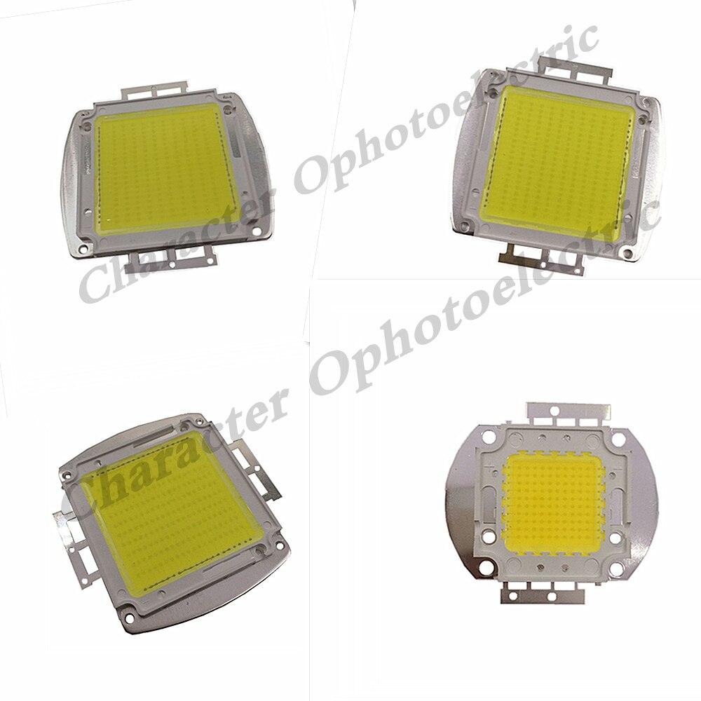 100W 150W 200W 300W 500W Watt High power LED chip Warm White Cool White Natural White Integration Spotlight Outdoor light chip
