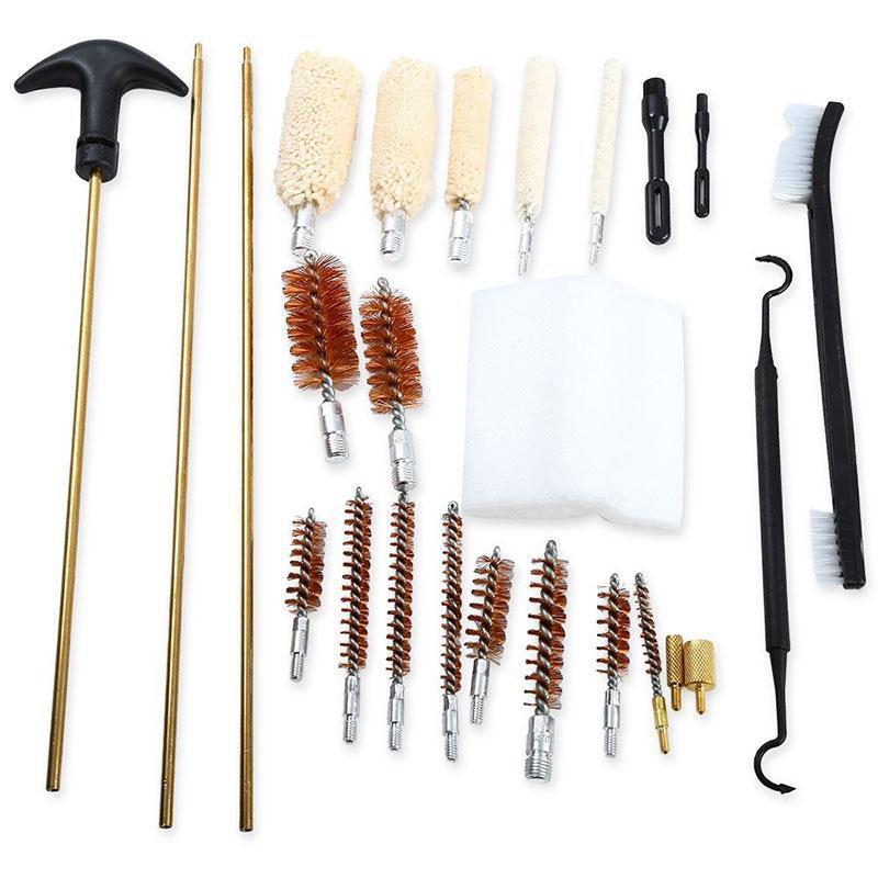Hunting Shotgun Cleaner Smith Kit Set With Case Rilfe Accessories Gun Smithing & Maintenance Hand Shot Gun Clean