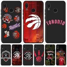 Toronto Raptors For Huawei P8 P10 P20 P30 Mate 10 20 Honor 8 8X 8C 9 V20 20i 10 Lite Plus Pro Case Cover Coque Etui Funda Capa marvel luxury for huawei p8 p10 p20 p30 mate 10 20 honor 8 8x 8c 9 v20 20i 10 lite plus pro case cover coque etui funda capa