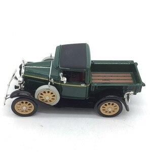 Image 4 - 1:32 מכונית קלאסי בציר עתיק משאית מודל סגסוגת רכב דגם עבור פורד אורך 13 cm
