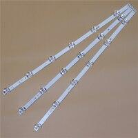 ТВ светодиодный бары для LG 32LB550B 32LB550U 32LB550V 32LB5500 32LB551U 32LB552U 32LB551V светодиодный Подсветка полосы комплект 6 светодиодный светильник объектив 3 по...