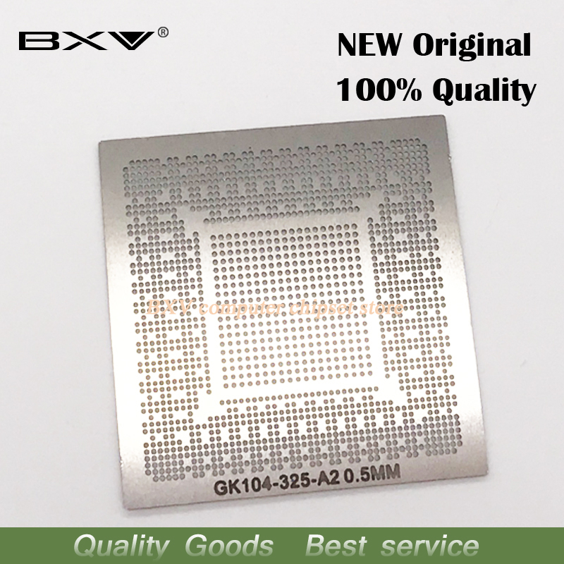 Direct Heating Gk104-325-a2 Gk104-400-a2 Gk104-200-kd-a2 Gk104-300-kd-a2 N13e-gt-w-a2 N13e-gtx-a2 N14e-gtx-a2 Stencil Active Components