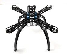 X4 250 280 310 360 380 Distancia Entre Ejes Carbon Fiber Extranjero a través de Mini Quadcopter Frame Kit DIY RC Multicopter de FPV Drone F14884/88