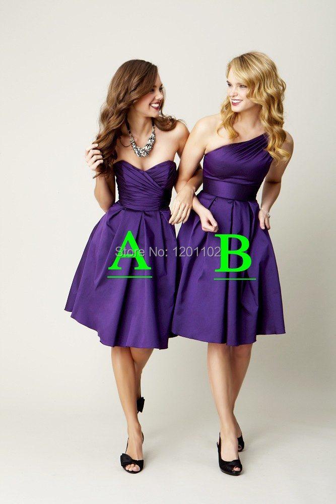 Compare Prices on Royal Purple Bridesmaid Dress Modest- Online ...