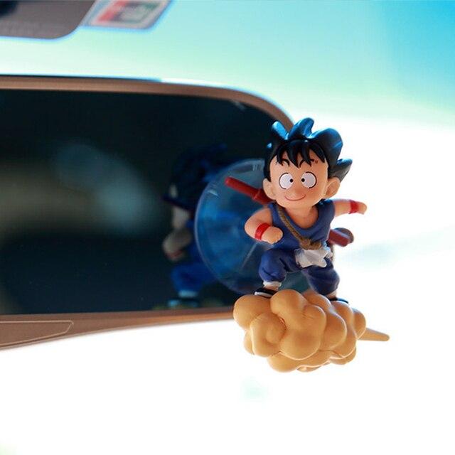 Anime Dragon Ball Z Son Goku FES Cambalhota nuvem Dragonball Super Saiyan PVC Action Figure Collectible Modelo Toy Presente para crianças