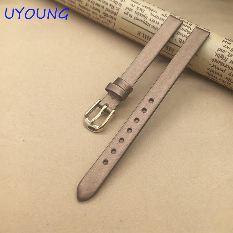 Ultrathin Spin копринена лента за часовници - Аксесоари за часовници - Снимка 6