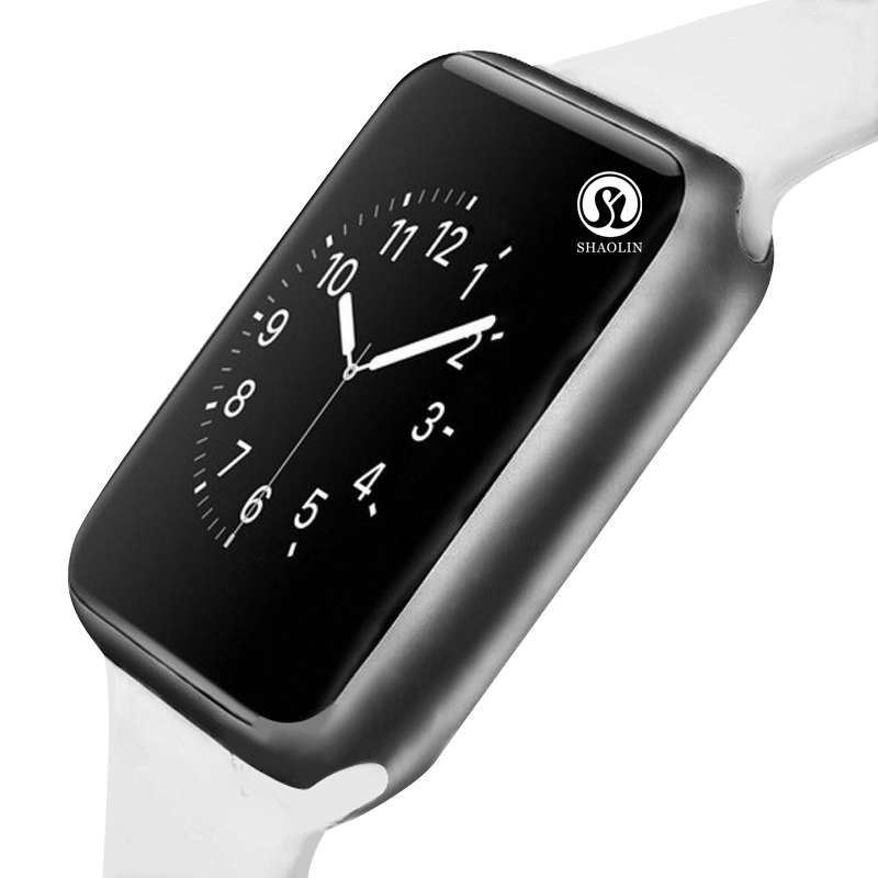 Smart for ios Apple iphone iOS and Android Samsung Bluetooth watch with Heart Rate Blood Pressure 1