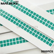 5000pcs/lot PULL TAPE Easy tear stickers Tear OCA Laminator machine Polarizing film Tear film tape Protective film
