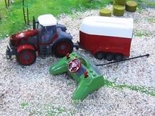 Remote Control Big Size  fun 1:28 Multifuncional rc farm trailer tractor truck toy free shipping