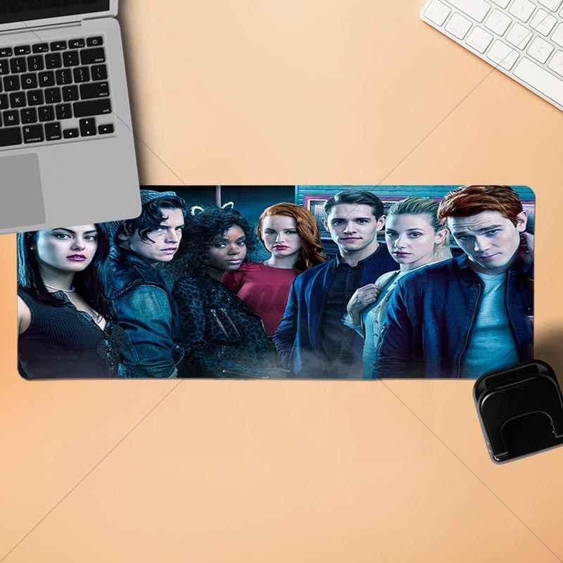 Yinuoda Hot Sales American TV Riverdale High Speed New Mousepad Size for 18x22cm 20x25cm 25x29cm 30x90cm 40x90cm