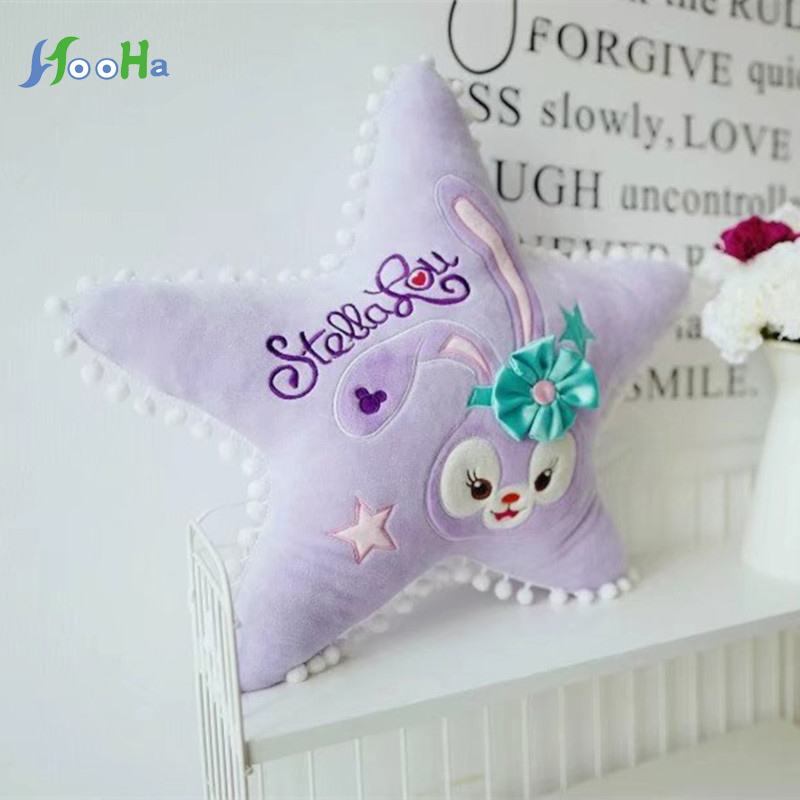 Lovely Cartoon Plush Rabbit Toys Cushion Pillow Kids Bed Decoration Photo Props Children Room Decor Nordic Style Stuffed Toys