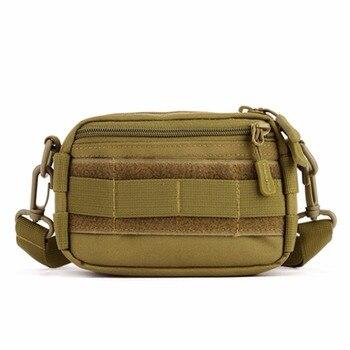 Outdoor Tactische Riem Taille Tas Mannen Draagbare Water Slip Mobiele Telefoon Portemonnee Reizen Militaire Sport Taille Verpakking