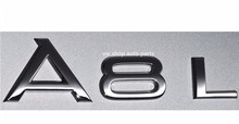For Audi A8 A8L Emblem Rear Chrome oem quality  4E0853741A2ZZ