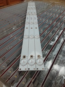 Image 5 - Nuovo 15 pz/lotto 7LED (3 V) 618 millimetri * 18mm retroilluminazione A LED TV strip Bar GJ 2K15 D2P5 315 D307 V1 per 32 Pollici TV 32HHA5857 LM315WF1