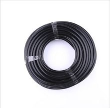 Free shipping 200m-pack Drip Irrigation 4 /7mm Drip hose for irrigation Connector 1/4