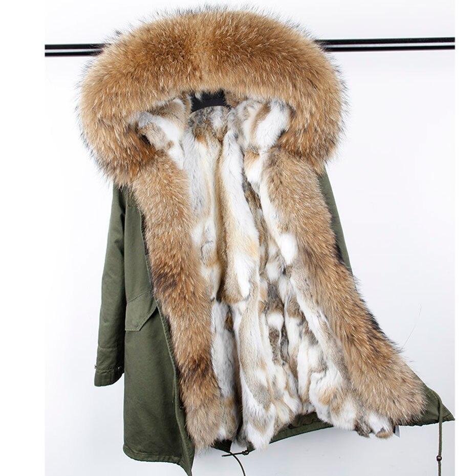 Hooded fur parka (13)