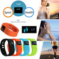 2017 Hot Smartband TW64 activity tracker smart band six colors Sport fitness watch For iPhone Xiaomi PK ID107 mi band2